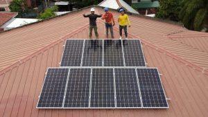 maricor 3 kw grid tie system