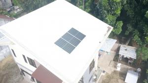 solar grid-tie system