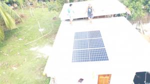 solar off-grid system